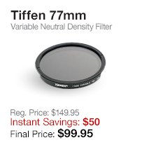 Tiffen 77mm Variable