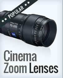 Cinema Zoom Lenses