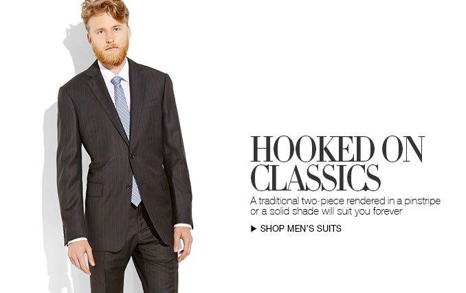 Shop Classic Suits For Men