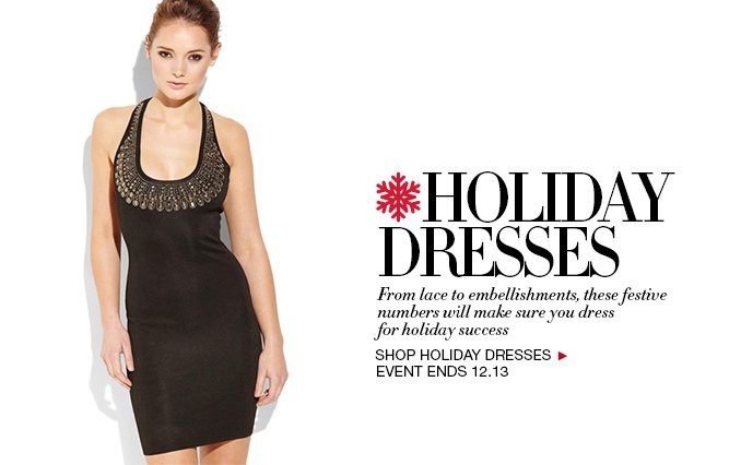 Shop Holiday Dresses For Women