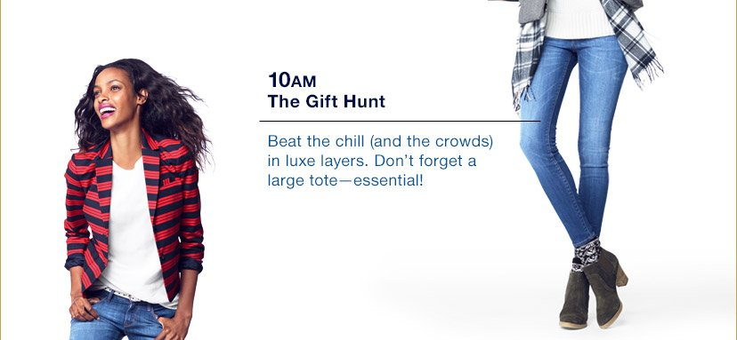 10AM The Gift Hunt