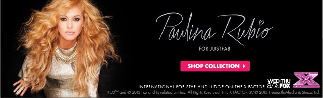 Paulina Rubio For JustFab - Shop Collection
