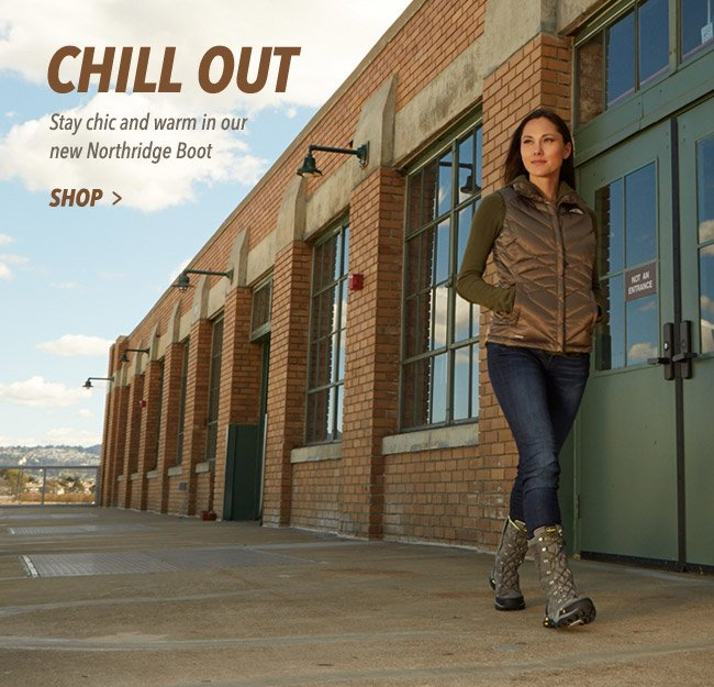 CHILL OUT - SHOP