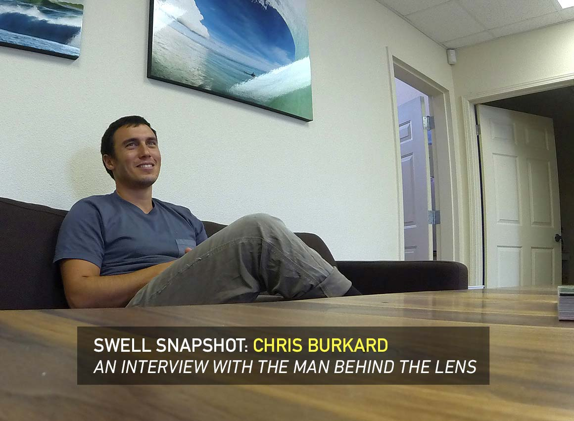 An Interview With The December Catalog Photographer Chris Burkard