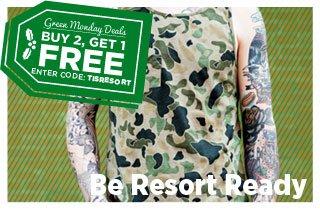 'Tis The Season: Resort Ready