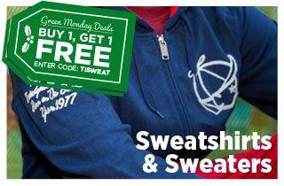'Tis The Season: Sweatshirts