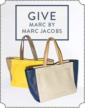 GIVE MARC BY MARC JACOBS