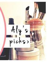 Aly's Picks