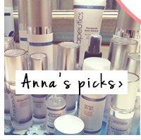 Anna's picks