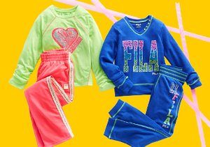 For the Active Girl: Fila