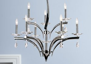 A Touch of Opulence: Lighting