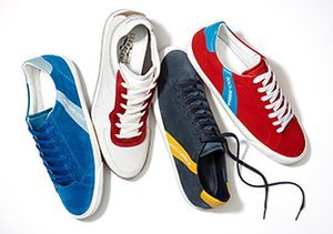 Shop by Style: Designer Sneakers