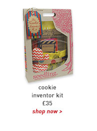 cookie inventor kit
