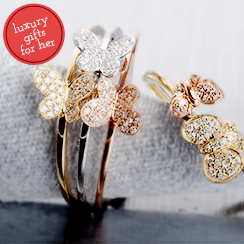 Designers Diamond Jewelry Sale by Favero, Oscar Heyman, Tacori, Vida