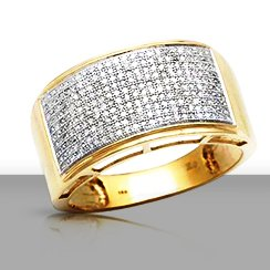 Luxury Gifts for Him: Gold & Diamond Jewelry