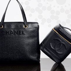 Iconic Luxury Sale By Chanel, Longchamp, Yves Saint Laurent & More Preloved