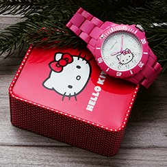 Stocking Stuffers: Jewelry & Watches from Disney, Hello Kitty, & More