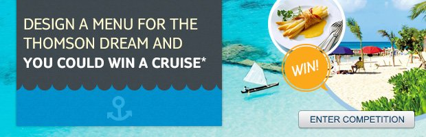 Cruise Kitchen competition