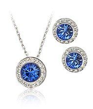 Angelic Sapphire Set