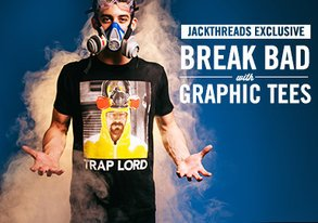 Shop Break Bad with Graphic Tees