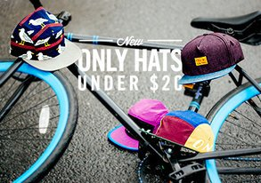Shop ONLY: New Hats Under $20