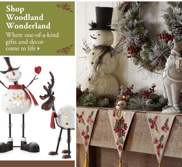 Shop Woodland Wonderland