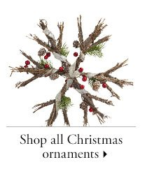 Shop all Christmas ornaments