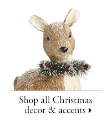 Shop all Christmas decor & accents
