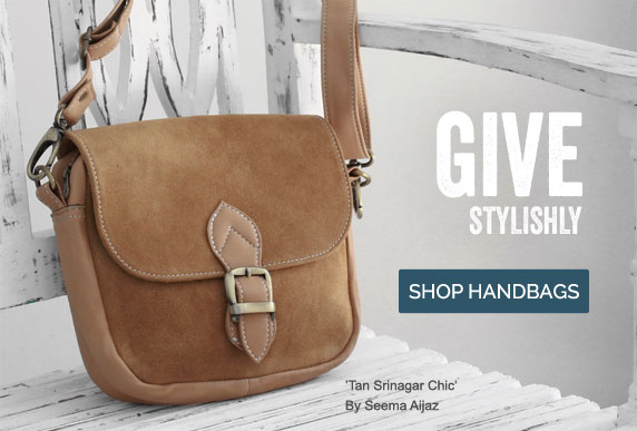 Give Stylishly - Shop Handbags