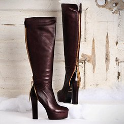 The Knee High Boot
