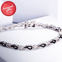 Diamond Necklaces & Bracelets Under $599