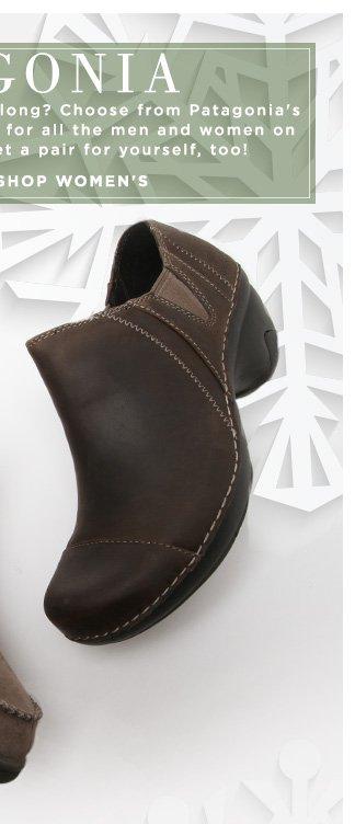 Shop Patagonia Women's Shoes