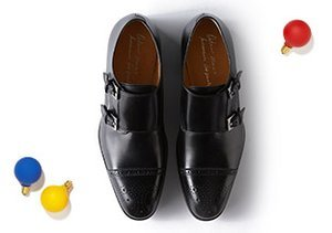 Essential Dress Shoes: Monk Straps