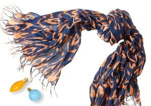 Bold Statements: Scarves