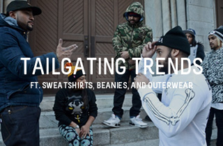 Tailgating Trends