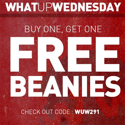 Buy One Get One Free Beanies
