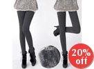 Brushed-Fleece Leggings