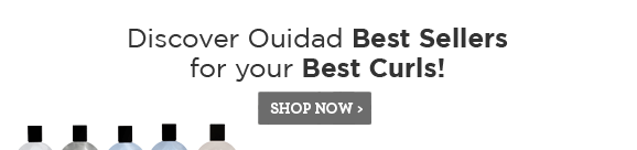Discover Ouidad Best Sellers for your Best Curls!