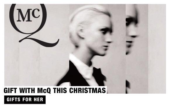 New season McQ this Christmas