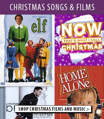 Shop Christmas Songs and Films
