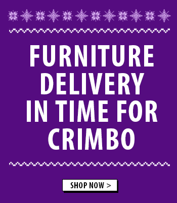 Furniture Delivered in time for xmas