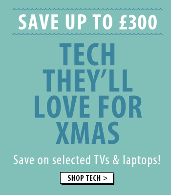 Save up to £300 on Tech