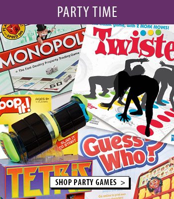 Party Time - shop party games