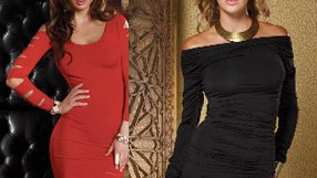 New Year's Dresses by BLVD Collection