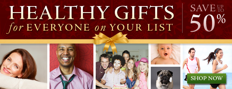 Healthy Gifts For Everyone On Your List