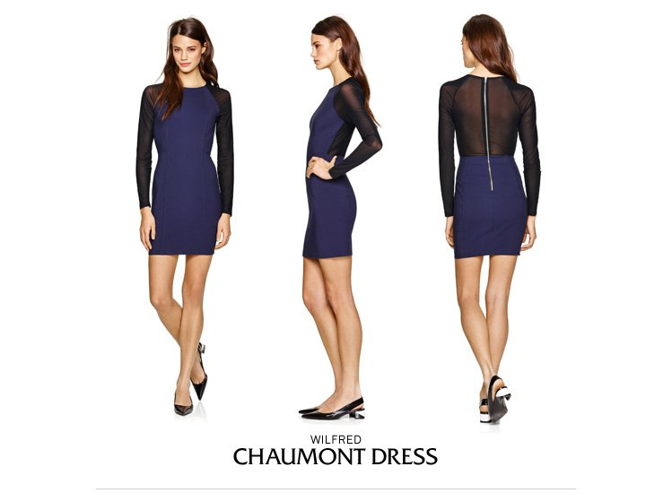 Wilfred Chaumont Dress