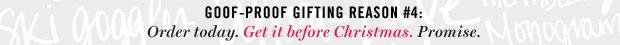 Guaranteed Gifting
