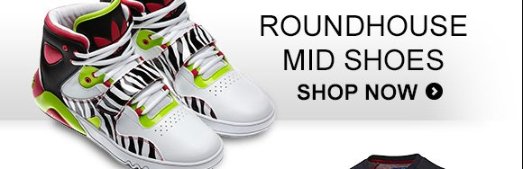 Shop Women's Roundhouse Mid Shoes »
