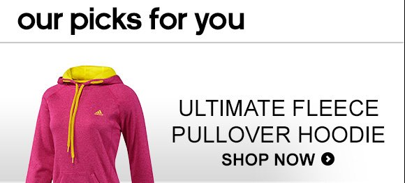 Shop Women's Ultimate Fleece Pullover Hoodie »