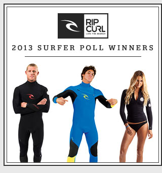 Rip Curl Represents at The SURFER Poll Awards; Alana Blanchard Recognized as Worlds Most Popular Surfer